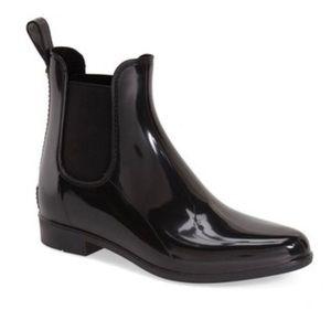 Sam Edelman Tinsley Ankle Rain Boot Bootie 9